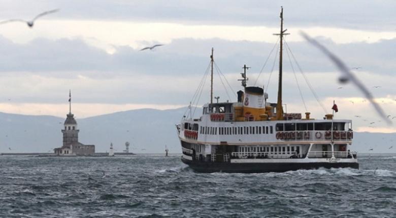İstanbul'da vapur ücretleri 5 kuruş oluyor