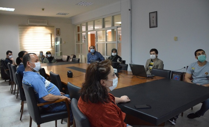 Kütüphane Çalışanlarına Kontrollü Sosyal Hayat Eğitimi