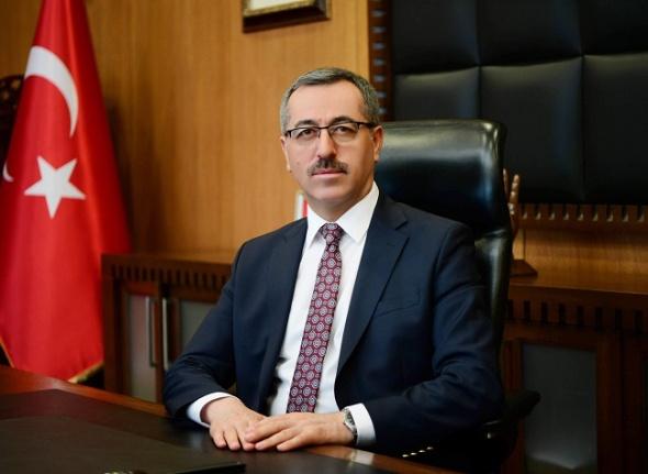 Başkan Güngör: Türk halkı esareti kabul etmez