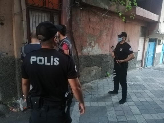 Kahramanmaraş polisinden aranan şahıslara operasyon
