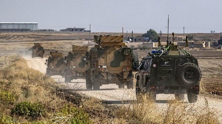 Rusya ve Türkiye'den Suriye'de bir ortak devriye daha