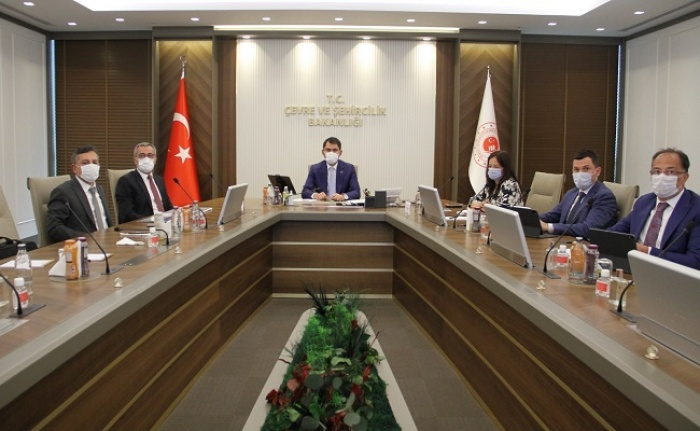 Bakan Kurum'dan Kahramanmaraş'a müjdeli haber