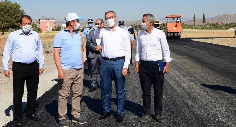 Büyükşehir'den asfalta 50 milyon TL