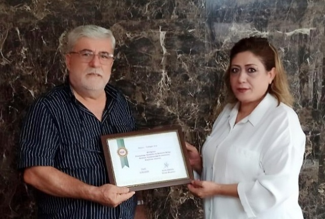 Gazeteci Yadigar Jira'ya yeni görev