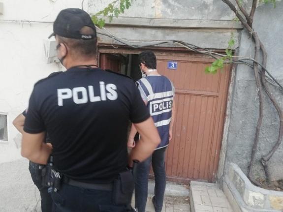 Kahramanmaraş'ta aranan 41 şüpheliyi yakalandı