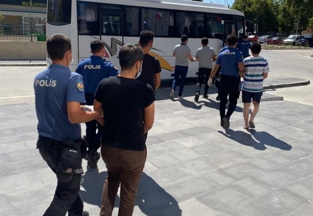 Kahramanmaraş'ta uyuşturucu ticareti yapanlar yakalandı