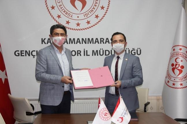 İl Göç İdaresi Müdürlüğü İle Spor İl Müdürlüğü Arasında İş Birliği Protokolü İmzalandı