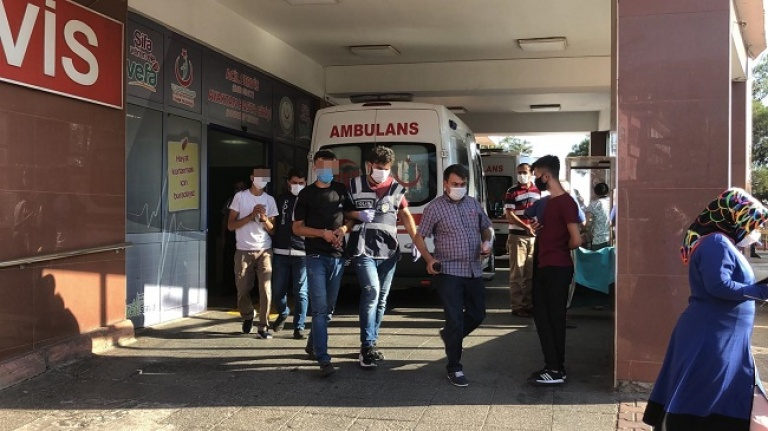 Kahramanmaraş'ta hırsız şüphelileri yakalandı