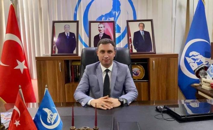 Başkan Kayış 29 Ekim Cumhuriyet Bayramı mesajı yayımladı