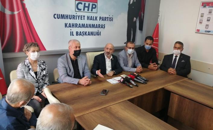 """CHP'li Öztunç, """"Vatandaş erken seçim istiyor"""""""