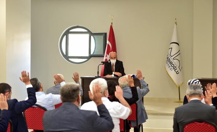 Dulkadiroğlu Belediyesi Meclis Toplantısı