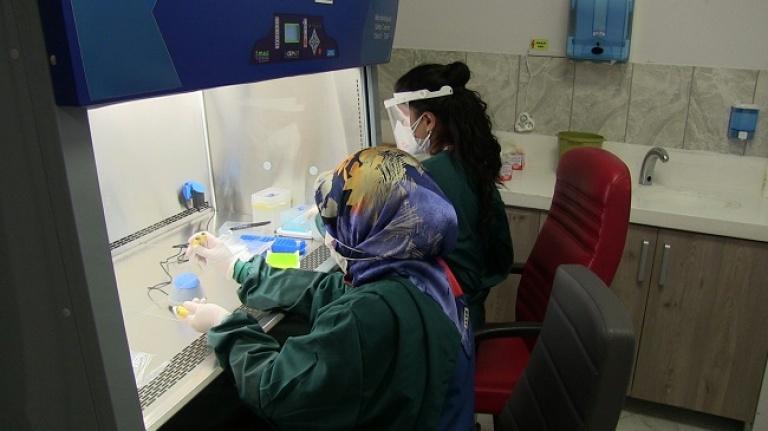 Elbistan Devlet Hastanesi'nde 3. PCR Laboratuvarı Hizmete Açıldı
