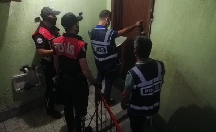 Kahramanmaraş'ta Polis, aranan 103 kişiyi yakaladı, 70'i tutuklandı