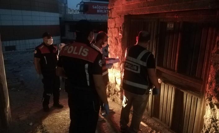 Kahramanmaraş'ta Polis, aranan 62 kişiyi yakaladı,36'sı tutuklandı