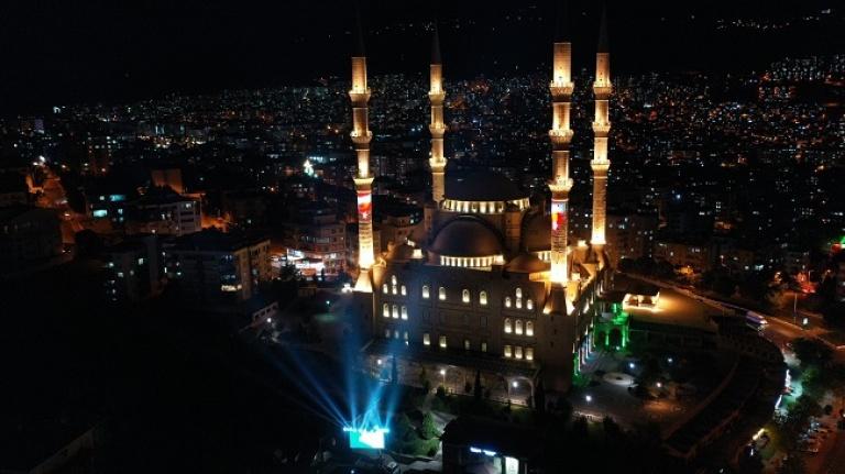Kahramanmaraş'tan Azerbaycan'a destek