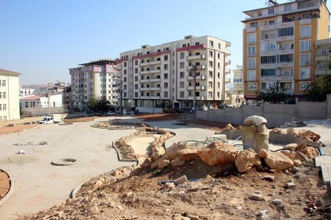 Pazarcık'a Yeni Park