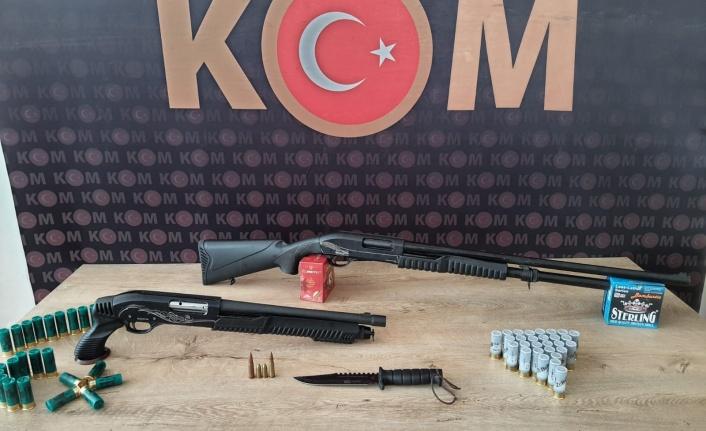 Kahramanmaraş Polisinden Silah Kaçakçılığı Operasyonu
