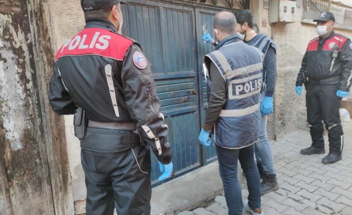 Kahramanmaraş'ta aranan 41 kişi tutuklandı