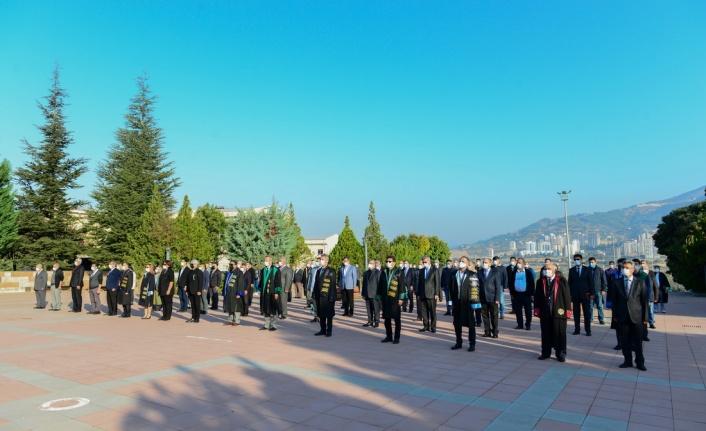 KSÜ, Ebediyete İntikalinin 82. Yılında Gazi Mustafa Kemal Atatürk'ü Andı