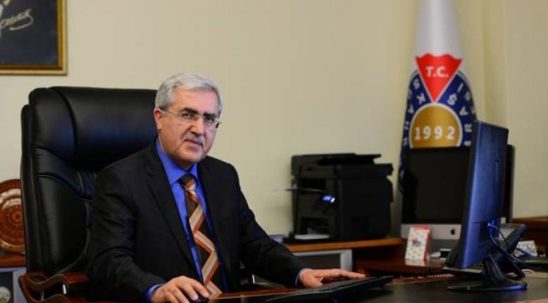 KSÜ Rektörü Can, VII. Uluslararası Stratejik Araştırmalar Kongresine Katıldı