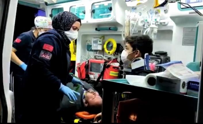 Osmaniye'de feci kaza 1 ölü 5 yaralı