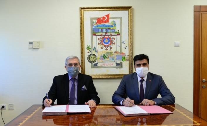 KSÜ ve Dulkadiroğlu İlçe Milli Eğitim Müdürlüğü Arasında İşbirliği Protokolü İmzalandı