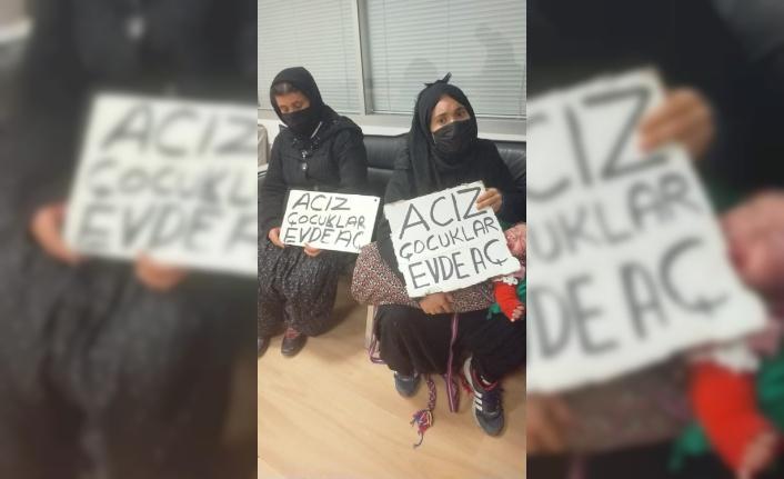 Gaziantepli dilenciler Kahramanmaraş'ta toplandı
