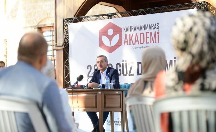 Kahramanmaraş Akademi'ye tam not