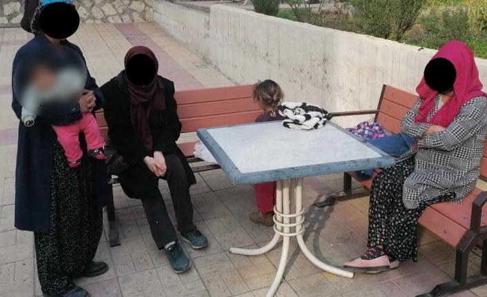 Kahramanmaraş'ta dilenciler toplandı