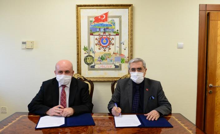 KSÜ ve Kahramanmaraş İl Milli Eğitim Müdürlüğü Arasında İşbirliği Protokolü İmzalandı