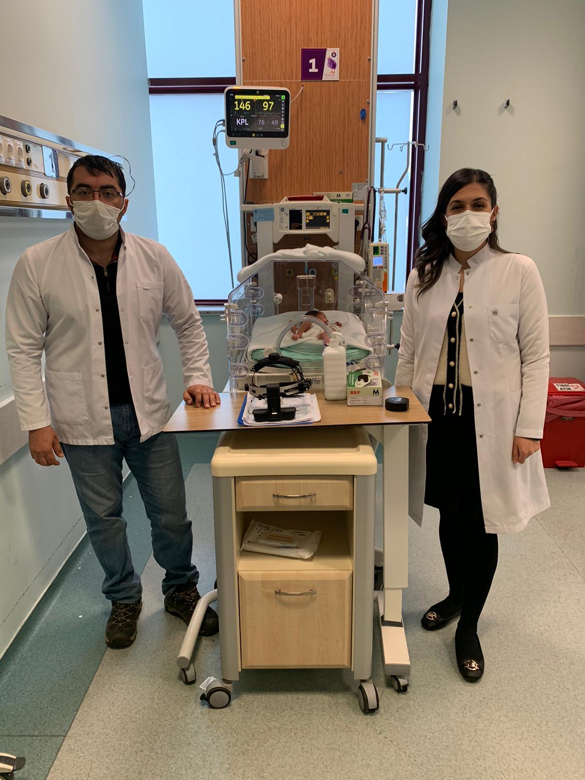 Prematüre Retinopatisi Hastası Bebekler KSÜ Tıp Fakültesi Hastanesinde Sağlığına Kavuşuyor