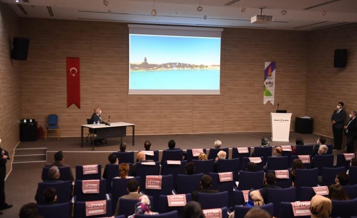 Başkan Mahçiçek, Onikişubat ve Dulkadiroğlu'na EXPO 2023'ü Anlattı