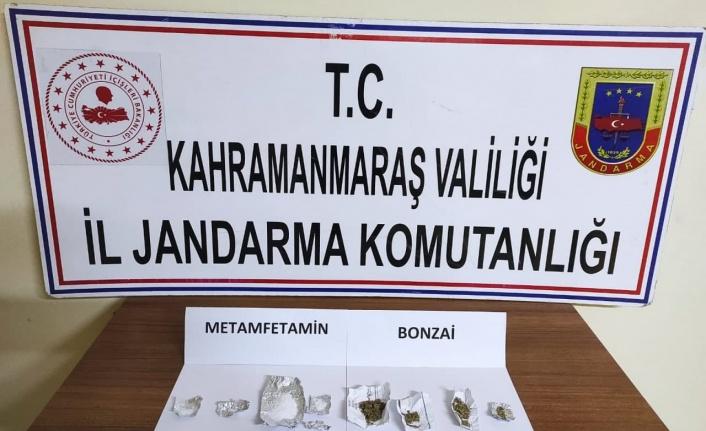 Pazarcık'ta uyuşturucudan 6 kişi gözaltına alındı