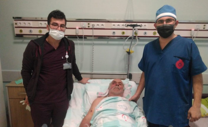 Spiral Testere İle Yüzü Parçalanan Hasta, KSÜ Tıp Fakültesi Hastanesindeki Ameliyatla Sağlığına Kavuştu