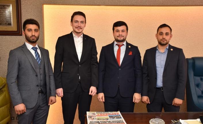 TÜMKİAD'dan Başarılı İş İnsanı Turgut Sezal'a Ziyaret