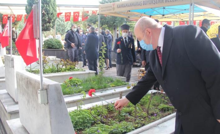 18 Mart Çanakkale Zaferi Ve Şehitleri Anma Günü Programı Gerçekleştirildi