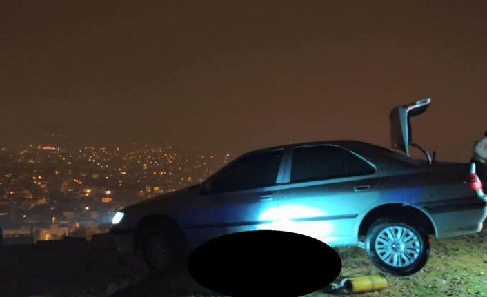 Kahramanmaraş'ta otomobilin altında kalan çocuk öldü