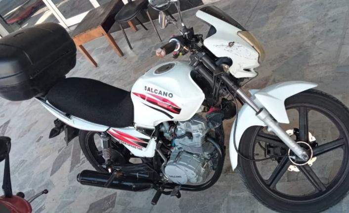 Motosiklet hırsızları yakalandı
