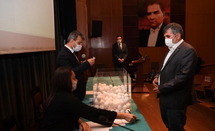 Onikişubat Belediyesi Kentmar Kooperatif Evleri Daire Sahipleri Belirlendi