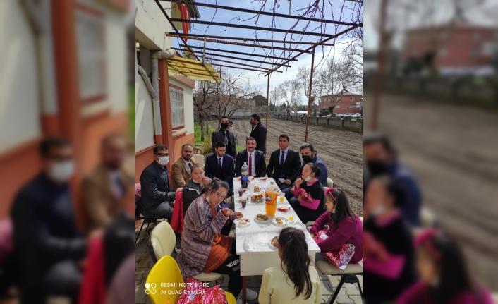 Ülkü Ocakları Başkanı Nar: 21 Mart Down Sendromu Günü kutlu olsun