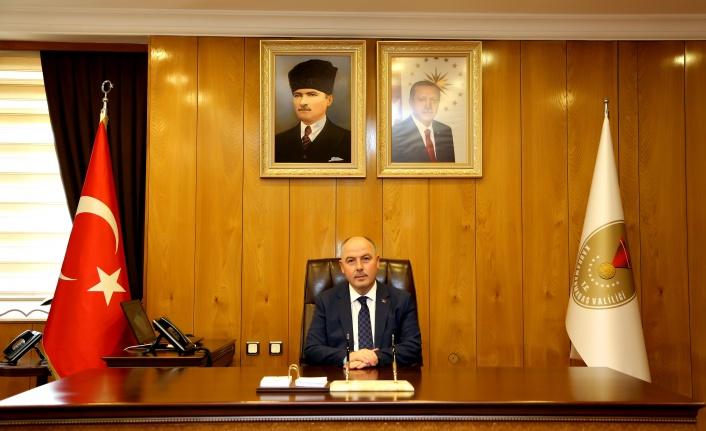 Vali Coşkun'dan 18 Mart mesajı