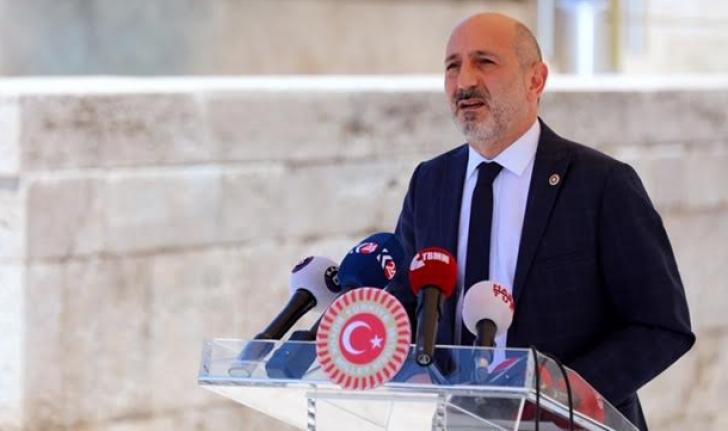 Ali Öztunç: Akp, Türkiye'yi Nükleer Atık Çöplüğüne Çevirmek İstiyor