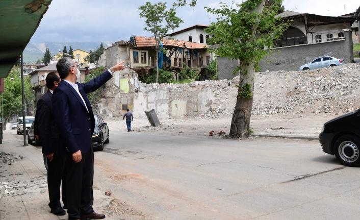 Başkan Güngör Çalışmaları İnceledi