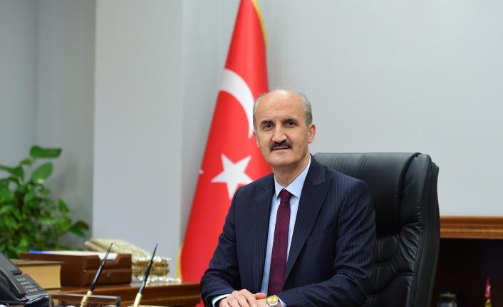 Başkan Okay'dan Polis Teşkilatının Kuruluş Yıl Dönümü Mesajı
