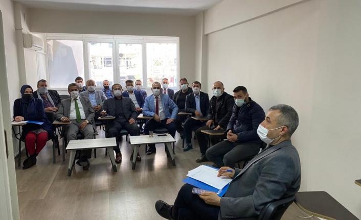 Deva Partisi Kahramanmaraş'ta İlçelere Koordinatör Atadı