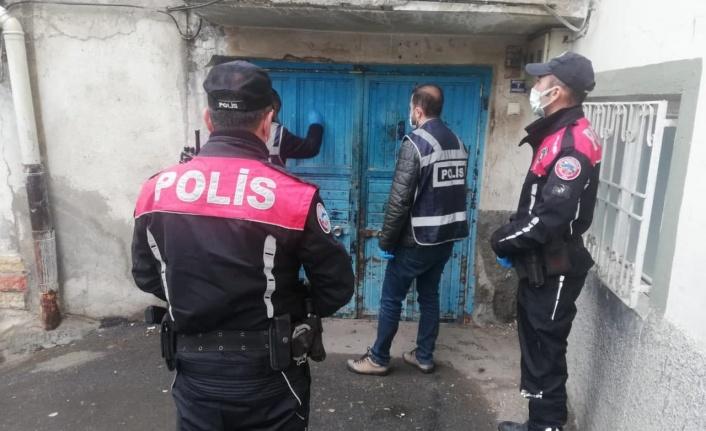 Kahramanmaraş'ta uyuşturucu satıcısı 4 kişi tutuklandı