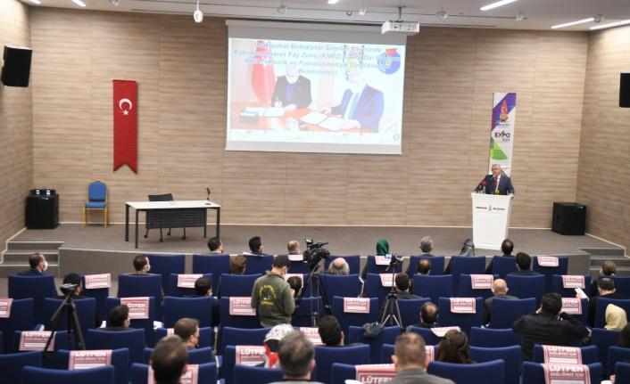 KSÜ ve Onikişubat Belediyesi İşbirliğiyle Kahramanmaraş Fay Zonu'nun Depremselliği Çalışıldı