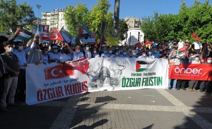 """Başkan Aydın, """"Kudüs Özgür Değilse Dünya Tutsaktır"""""""