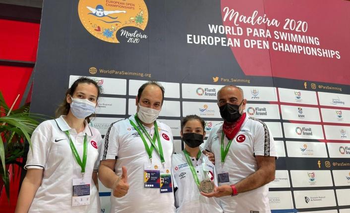 Büyükşehir'li Sporcuların Avrupa Karnesi: 5 Madalya!
