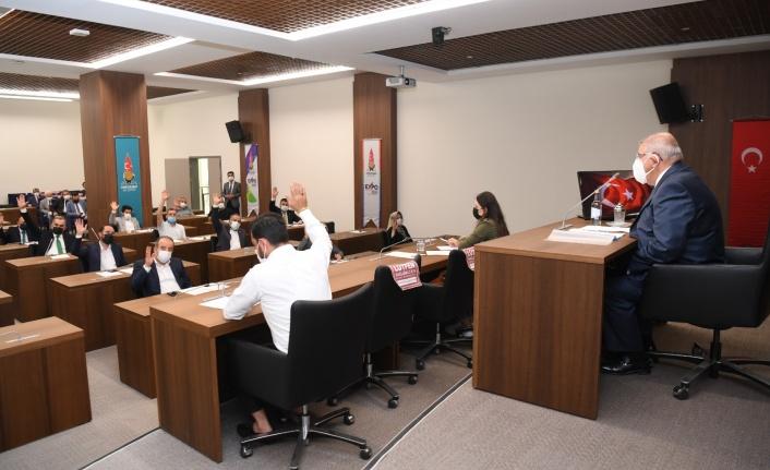 Onikişubat Belediyesi Meclis Üyeleri'nden İsrail'in Zulmüne Kınama